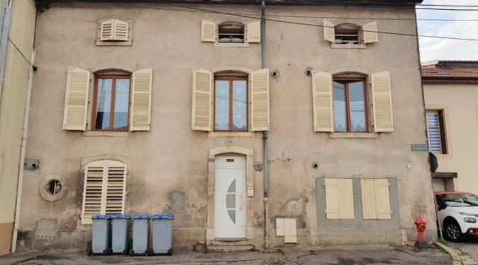 immeuble marbache par l'agence de custines stephane picart immobilier