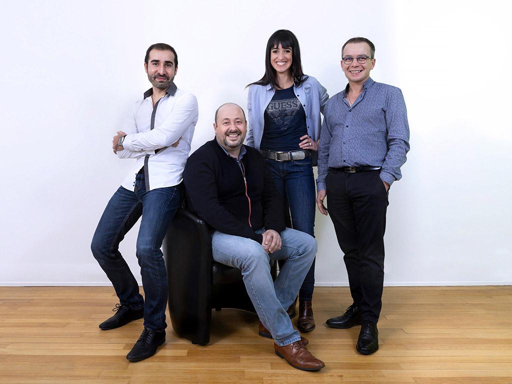 L'équipe de l'agence Stéphane Picart Immobilier